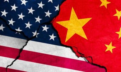 escalating US China relations