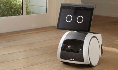 امازون تطلق أول روبوت منزلي