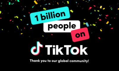 تيك توك يصل إلى مليار مستخدم
